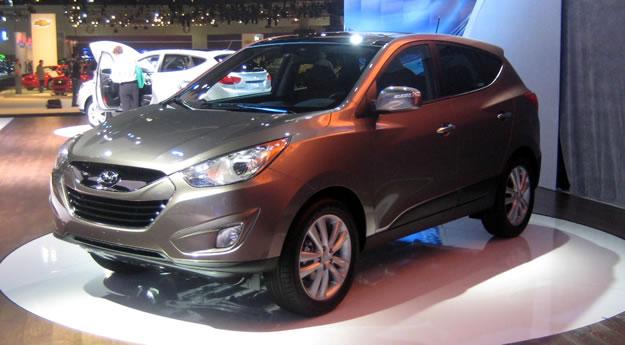 Hyundai Tucson 2010 se presenta en Los Ángeles 2009
