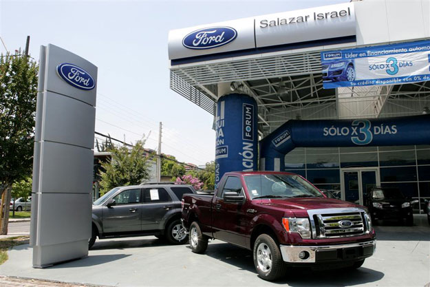 Ford Chile: Dos nuevos concesionarios en Santiago