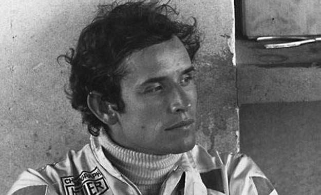 Jackie Ickx: un piloto en estado puro