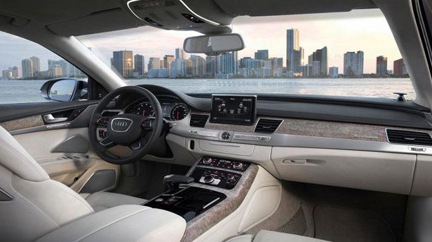Los 10 Autos Con Mejores Interiores De 2011