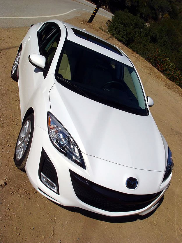 Mazda 3 2010, primer contacto