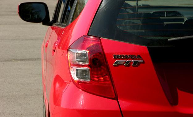 Honda Fit EX 2009 a prueba