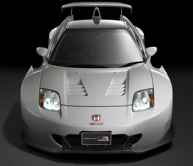 Honda NSX RR Concept por Mugen