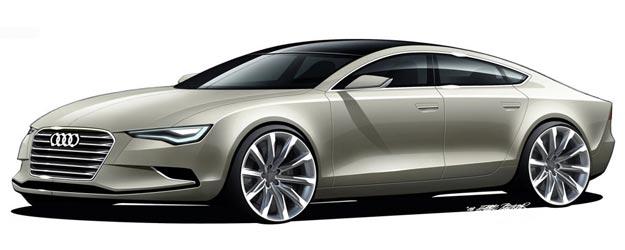 Audi Sportback Concept: te presentamos el futuro A7