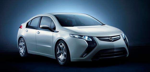 Opel Ampera: un eléctrico para todos los días