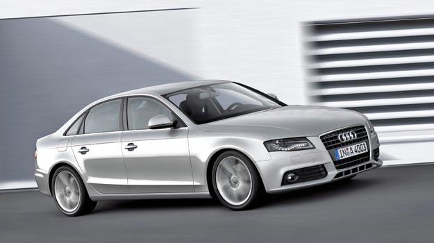 Un nuevo motor para el Audi A4