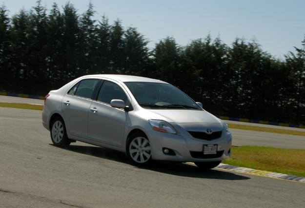 Toyota yaris 2008 especificaciones