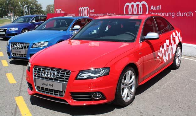 Audi S4: un deportivo para todos los días