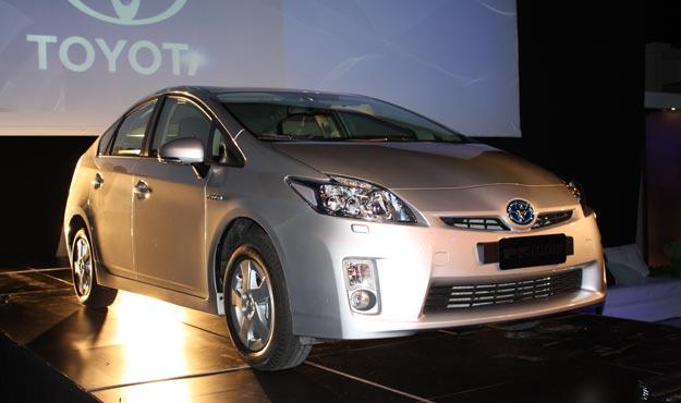 La 3ra generación del Prius llegó a la Argentina