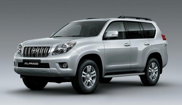 Nueva Toyota Land Cruiser Prado en Argentina