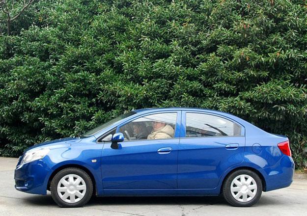 Chevrolet Sail: Heredero aventajado del Corsa
