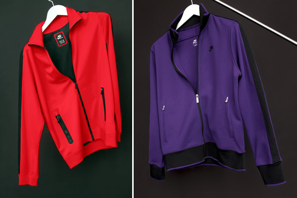 Track Jacket N98 de Nike