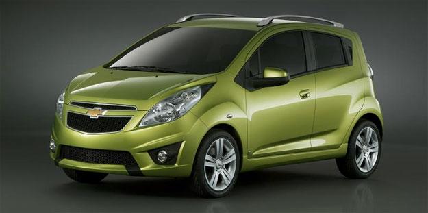Chevrolet Spark se comercializará en México