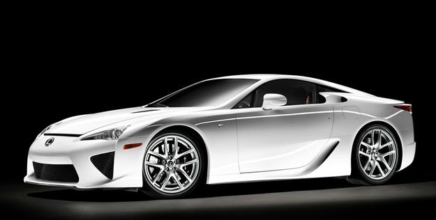 Lexus LFA a producción: El Ferrari japonés