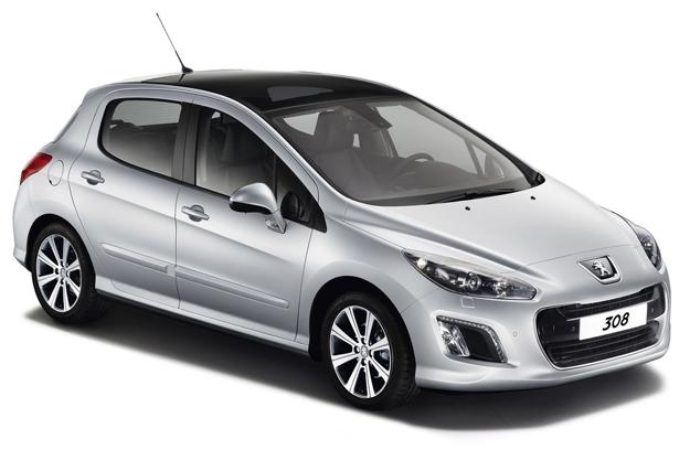 Peugeot 308 2012: Actualiza su carrocería