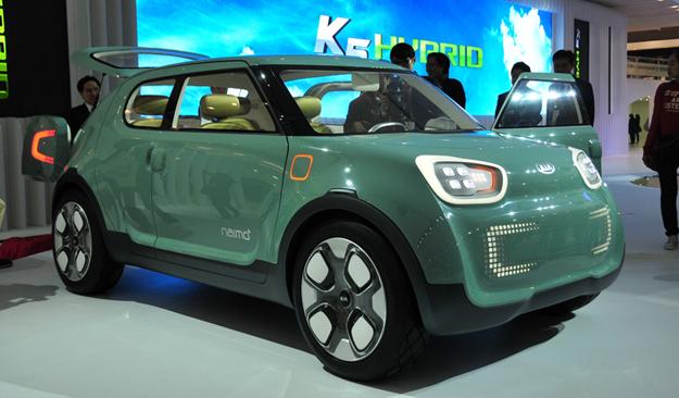 Kia Naimo Concept Debuta En Corea Autocosmos