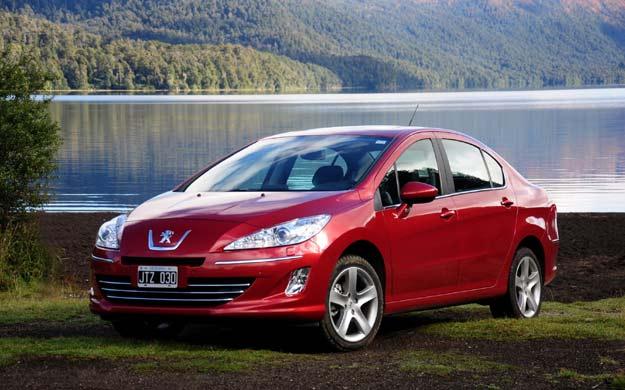 Peugeot 408: Presentado oficialmente en Argentina