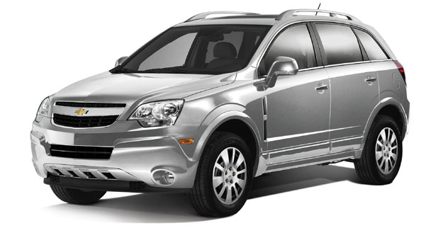 Chevrolet Captiva Sport 2011 Mejora Sus Motores De 4 Y 6 Cilindros
