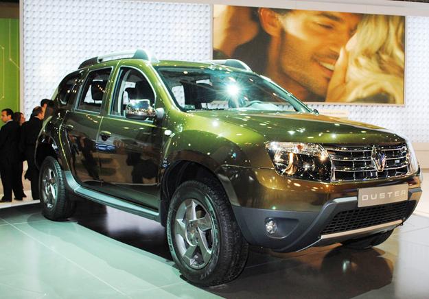 Renault Duster: Podría llegar a Chile