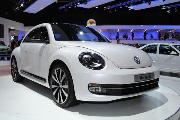 VW The Beetle, la nueva generación del mito en el Salón de Buenos Aires