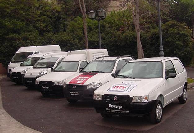 Fiat Fiorino City y Doblo Maxi: Estreno en Chile