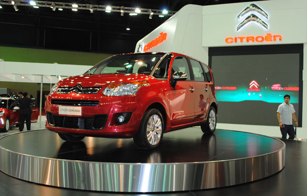La seducción de Citroën en video
