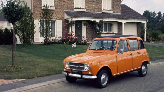 El Renault 4 cumple 50 años