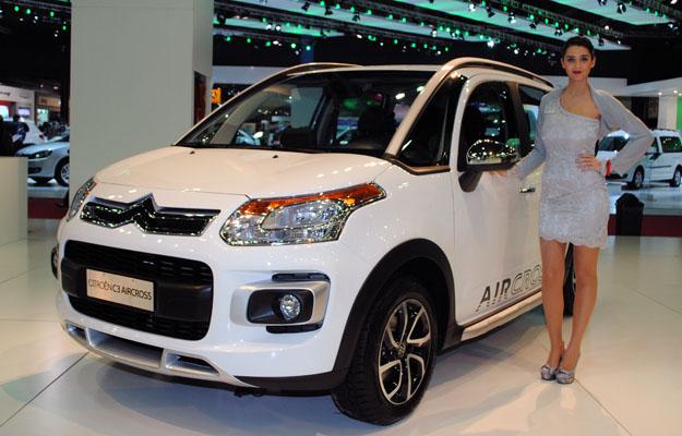 Citroën C3 Aircross, nuevos packs de equipamiento