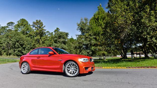 Prueba: BMW Serie 1 M Coupé 2012