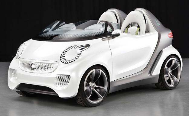 Smart ForSpeed Concept debuta en el Salón de Ginebra 2011