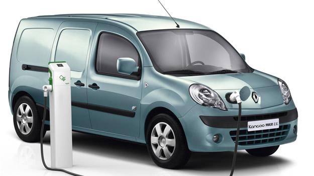 Renault Kangoo Maxi Z.E. debuta en el Salón de Ginebra 2011