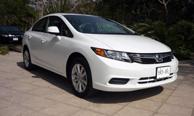 Honda Civic 2012 Llega A M 233 Xico Autocosmos Com