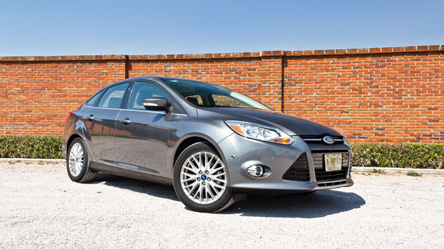 Ford Focus 2012 SEL Plus a prueba
