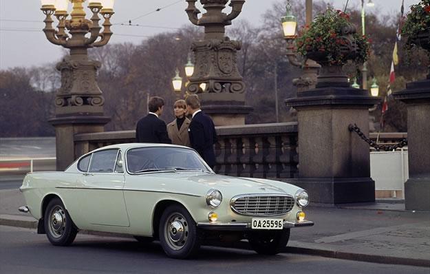 El Volvo P1800 cumple 50 años