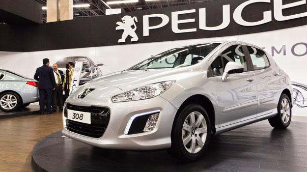 Peugeot 308 2012 debuta en el Salón de Guadalajara 2011