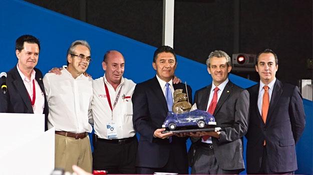 Ford Focus 2012 elegido como el auto del Salón de Guadalajara 2011