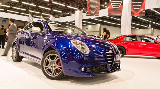 Alfa Romeo MiTo 2012 se presenta en el Salón de Guadalajara 2011