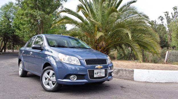 Chevrolet Aveo 2012 A Prueba Autocosmos