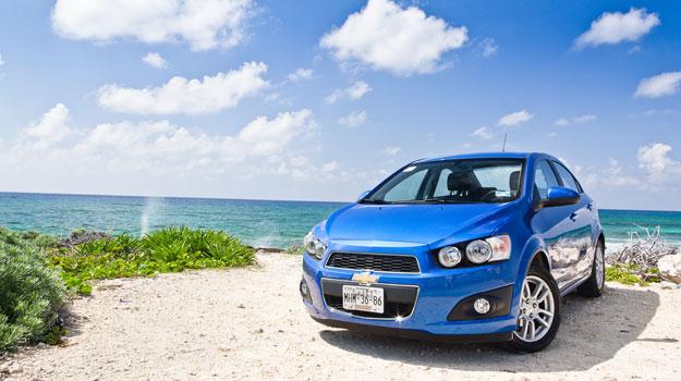 Chevrolet Sonic 2012 llega a México desde $169,900 pesos