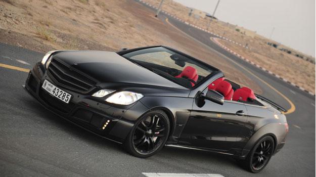 Brabus 800 E V12 Cabriolet, el convertible de cuatro plazas más rápido del mundo