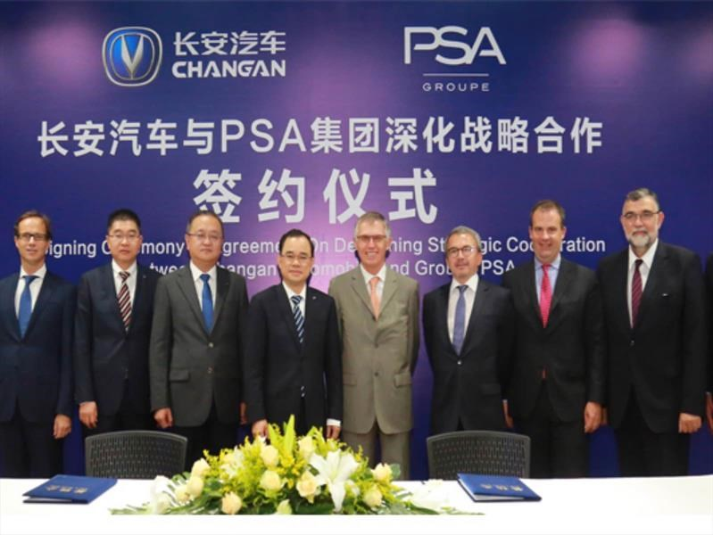 La esperada pick-up de PSA se hará en China