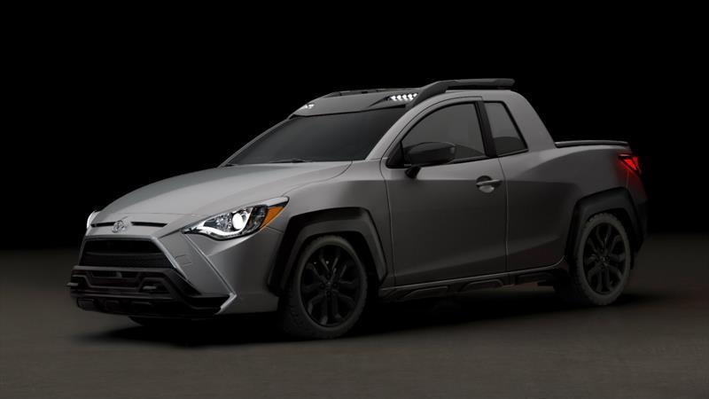 Toyota Yaris Adventure es el nuevo pickup ideal para las ciudades