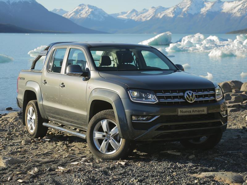 Volkswagen presenta la nueva Amarok 2017