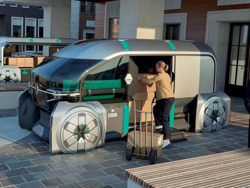 Renault EZ-Pro, la solución para despachos a domicilio
