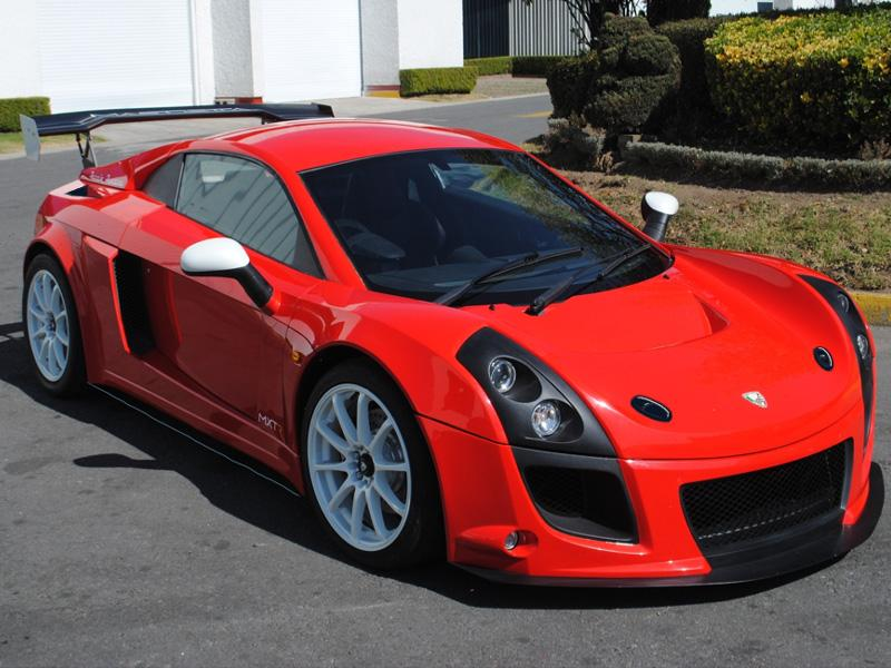 Mastreta Sports Car
