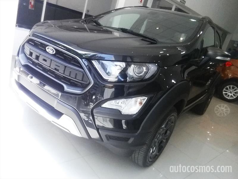 El Ford Ecosport Storm ya está en los concesionarios de Argentina