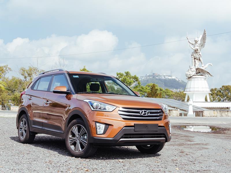 Hyundai Creta 2017 a prueba
