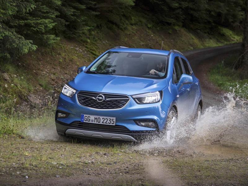 Mokka X, la renovación del SUV de Opel