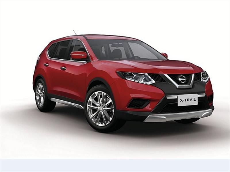 nissan x trail armor 2016 llega a m xico en 366 200 pesos. Black Bedroom Furniture Sets. Home Design Ideas