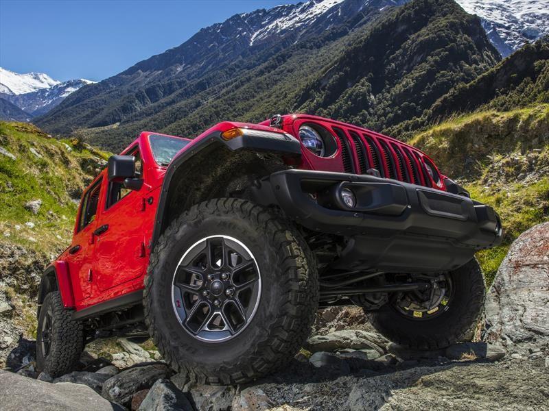 Jeep 4x4 Day celebra a los vehículos todoterreno